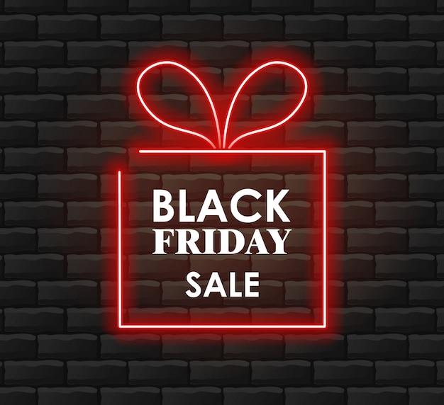 Vente du vendredi noir, bannière noire, super vente, offre spéciale, modèle de conception, illustration de chargement