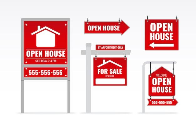 Vente enseignes immobilières