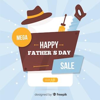 Vente de fête des pères