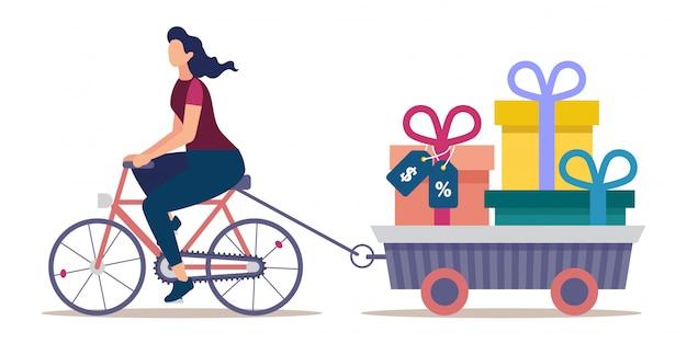 Vente de magasinage et campagne de prix
