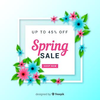 Vente de printemps