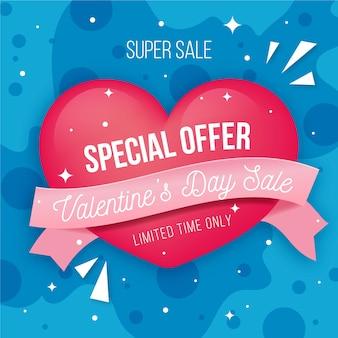Vente spéciale saint valentin