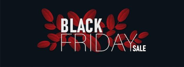 Vente de vendredi noir.