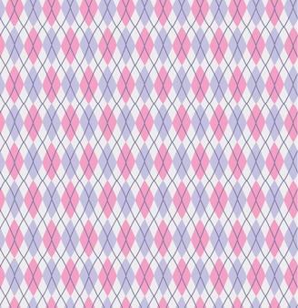 Vérifier l'impression de motif géométrique