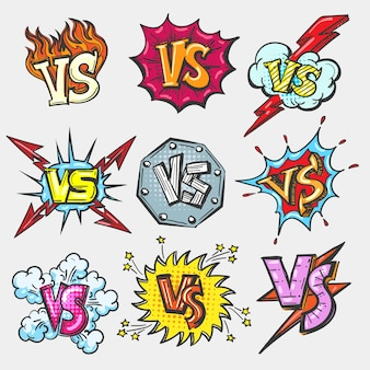 Versus patch set