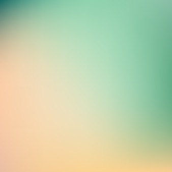 Vert et jaune flou fond