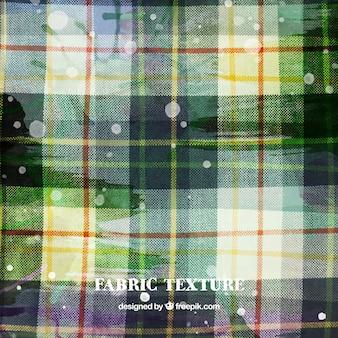 Vert texture de tissu