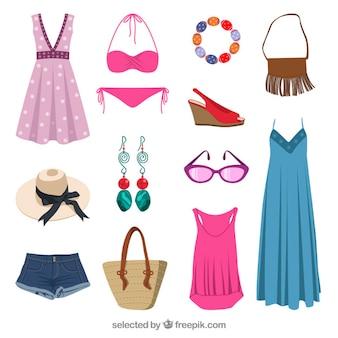 Vêtements d'été