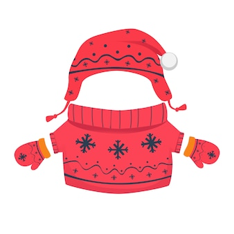 Vêtements d'hiver pour enfants