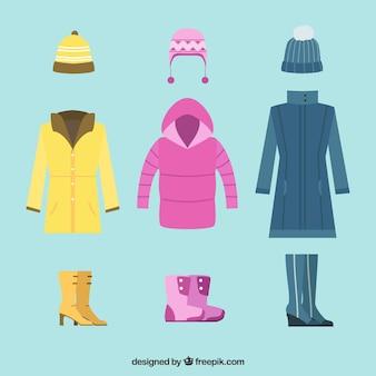 Vêtements d'hiver pour les femmes