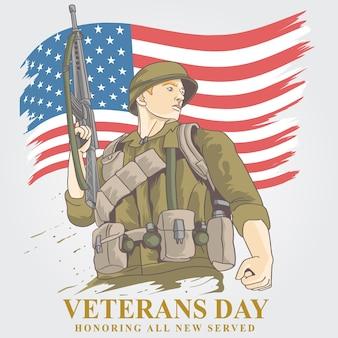 Vétérans américains
