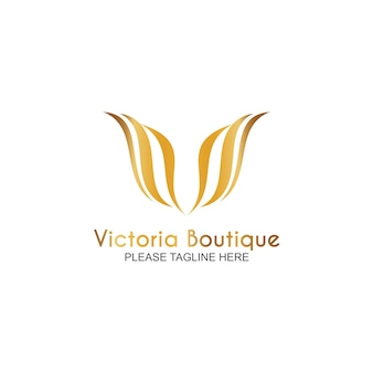 Victoria boutique logo