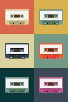 Vieille bande de musique simplicité