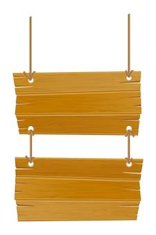 Vieille planche en bois isolé sur blanc