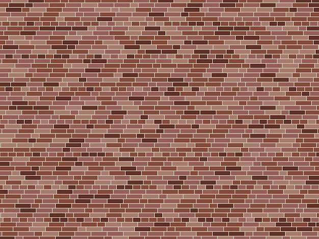 Vieux fond de mur de brique.