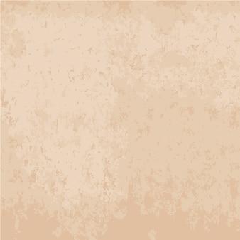 Vieux fond de texture de papier de couleur beige