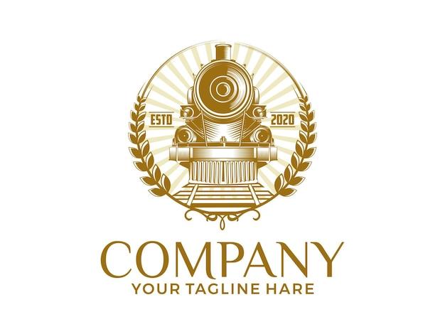 Vieux logo de train
