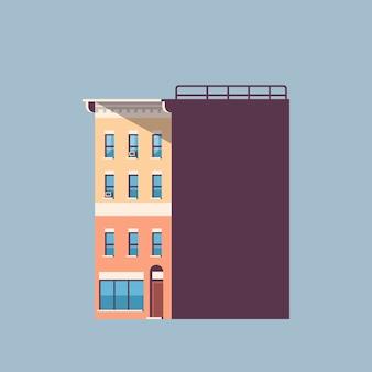 Ville construction maison immobilier urbain