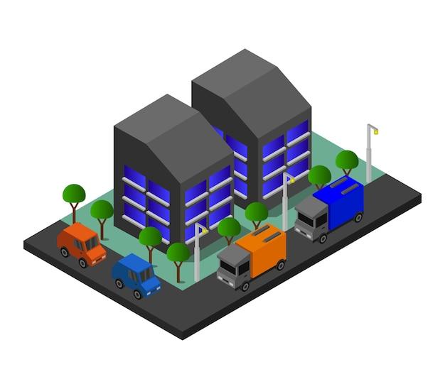 Ville isométrique