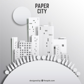 Ville de papier
