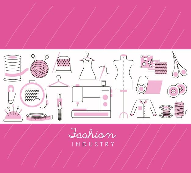 Vingt icônes de l'industrie de la mode