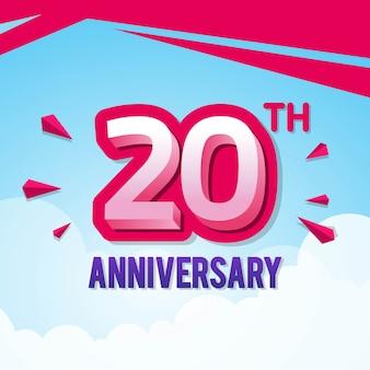 Vingtième anniversaire