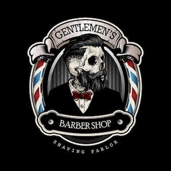 Vintage barbier