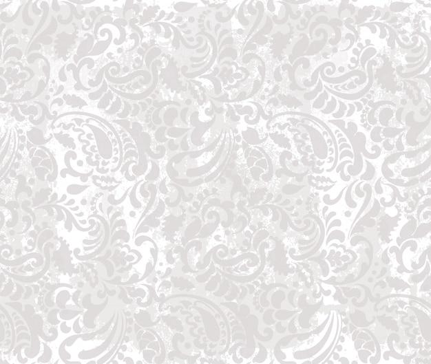 Vintage floral abstrait. décor de texture de style rétro