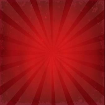 Vintage fond rouge foncé avec filet dégradé