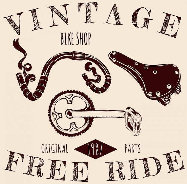 Vintage free ride