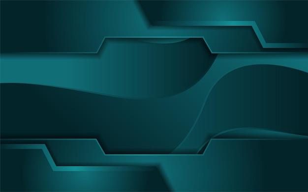 Violet dégradé abstrait avec fond de texture hexagonale