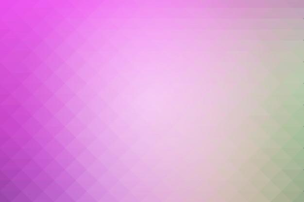 Violet rose vert rangées de fond de triangles