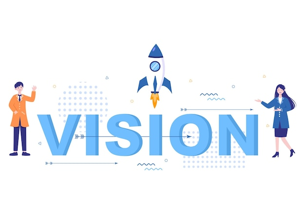 Vision et cible de l'entreprise.