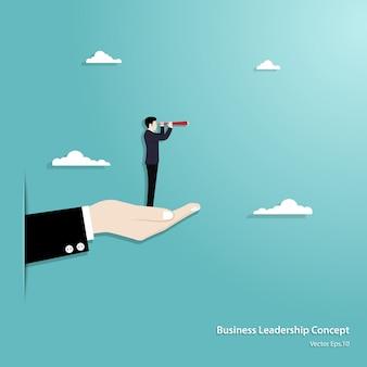 Vision et cible de l'entreprise