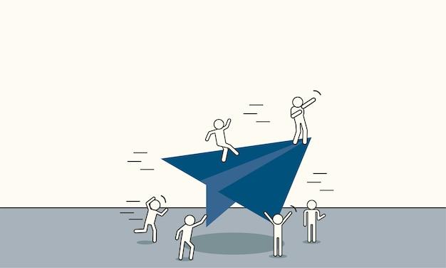 Vision d'entreprise et solution