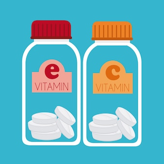 Vitamines conception