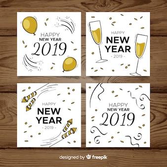 Voeux de la nouvelle année 2019