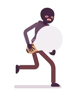 Un voleur s'enfuit avec une idée volée