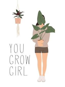 Vous grandissez gir