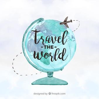 Voyage autour du concept mondial