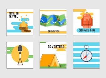 Voyage du monde. Planification des vacances d'été. Vacances d'été. Thème tourisme et vacances.