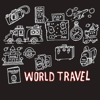Voyage du monde