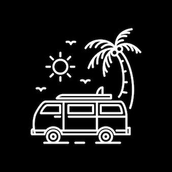 Voyage d'été
