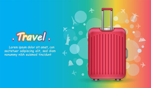 Voyage à travers le monde des bagages
