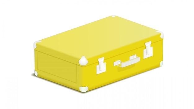 En voyageant . concept de voyage. bagages touristiques. sac de voyage. couleur pastel moderne.