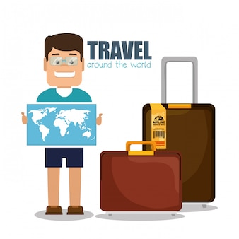 Voyager autour du monde