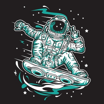 Voyageur de l'espace