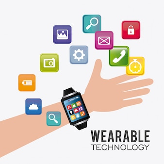 Wearable technology design.
