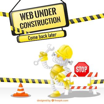 Web en construction
