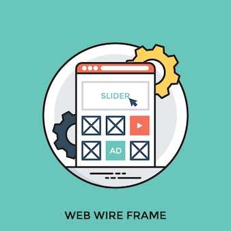 Web filaire
